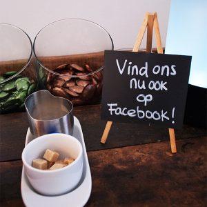 Vind ons op Facebook uit een bedrijfsreportage
